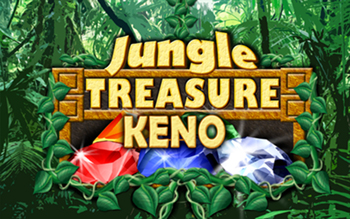 Jungle Treasure Keno