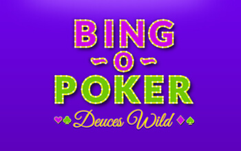 Bing-O-poker Deuces