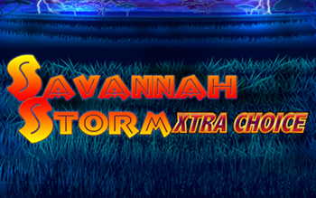 Savannah Storm Xtra Choice Touch