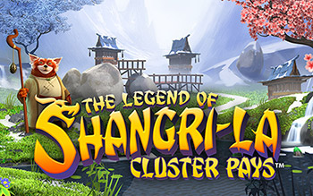The Legend of Shangri La: Cluster Pays